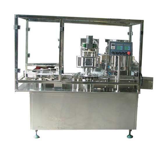 粉剂计量分装机(直线式粉剂计量分装机)