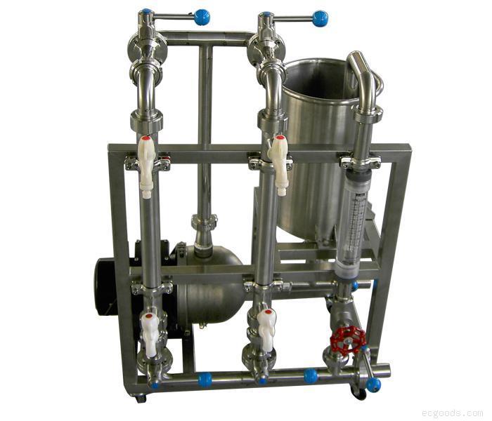 SY-MU-2-500小试型微滤/超滤管式膜分离系统