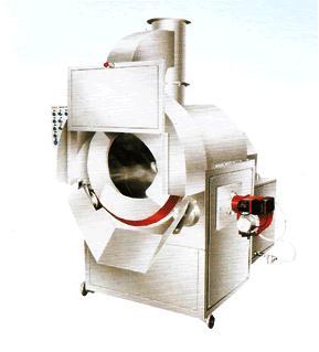 CGY-700滚筒式燃油燃汽炒药机