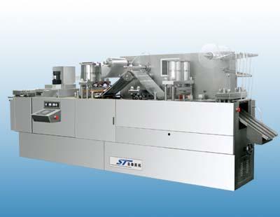DPB-140B型光纤自检式成型铝泡罩包装机(硬双铝包装机)