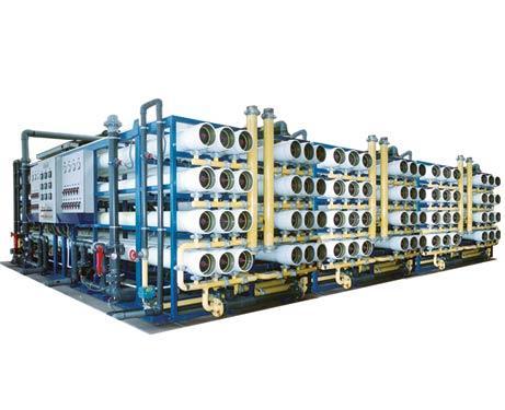 RO-20T反渗透水处理设备