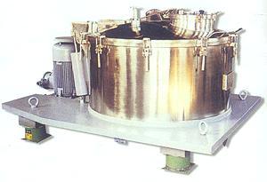 LD系列立式吊袋上卸料离心机