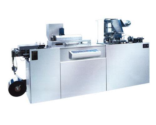 DPP-250F型铝/塑快速自动泡罩包装机