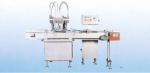 GCB4D(GCB8D)型四泵(八泵)直线式灌装机