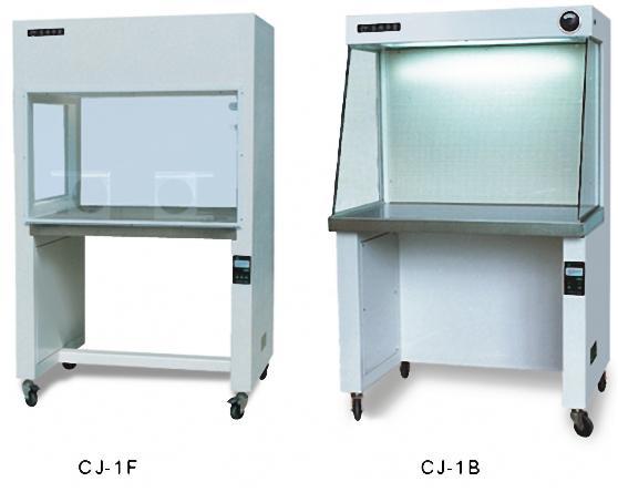 CJ系列垂直,水平单向流工作台