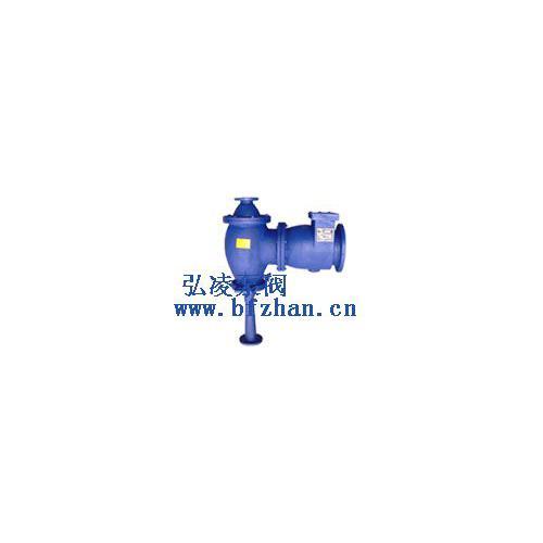 W系列铸铁水力喷射器