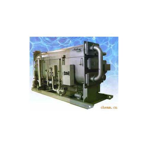 求购二手中央空调冷水机