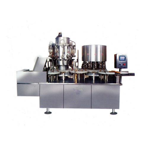 DGZ12型口服液灌轧机