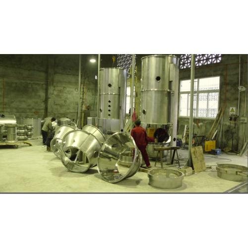 FL-C沸腾制粒干燥机