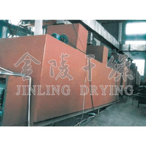DWP 系列带式干燥机