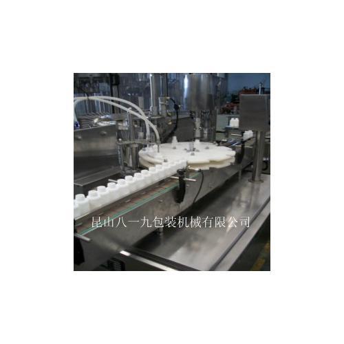 喷雾剂自动灌装旋盖机