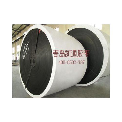 工业耐热耐酸碱帆布橡胶输送带