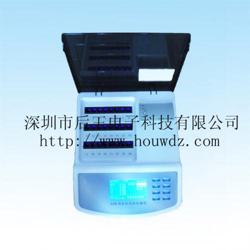 膠囊重金屬鉻檢測儀