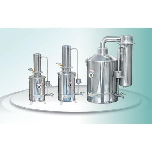 不锈钢电热蒸馏水器系列