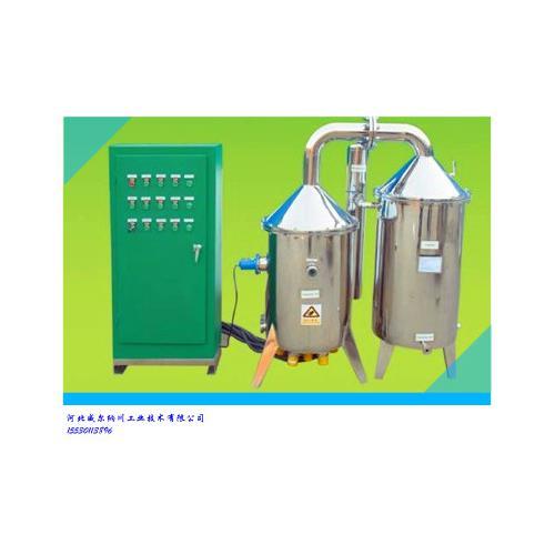电加热高效蒸馏水机