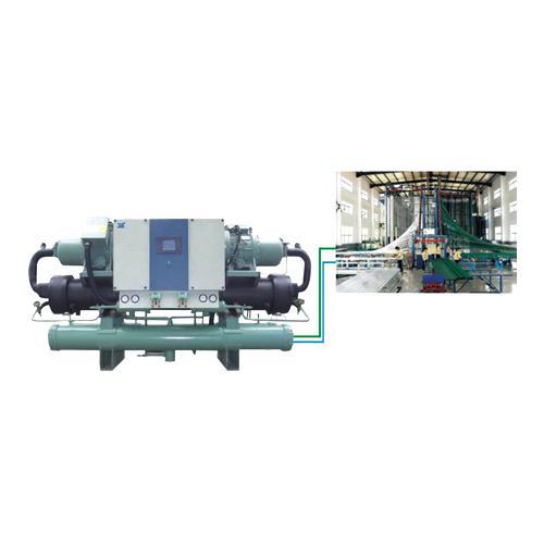 铝型材氧化专用冷水机