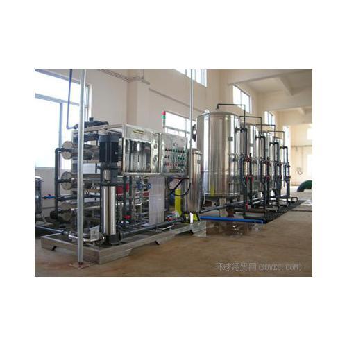 20m3/h二级反渗透纯化水设备