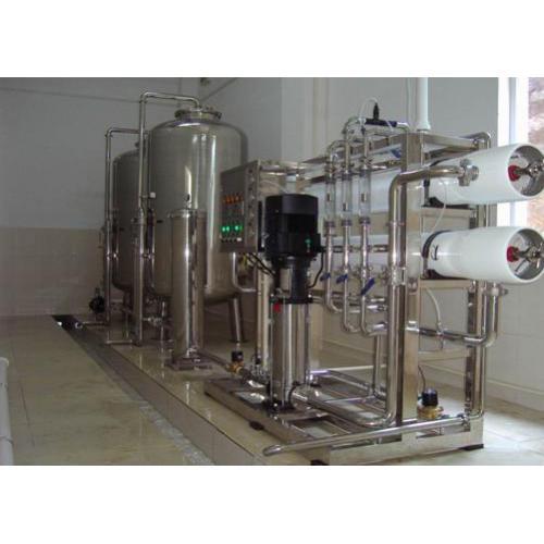5m3/h二级反渗透水处理设备