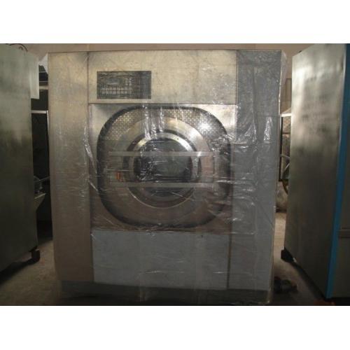 100kg工业洗脱机产品展示——申达洗脱机