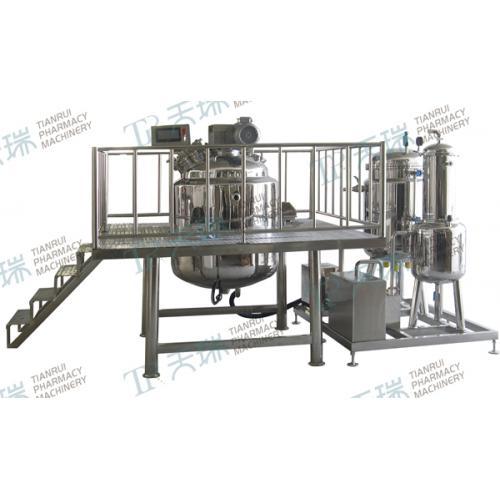 自动化胶配料系统