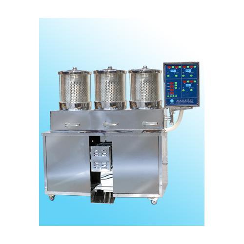 玻璃钢3+1自动煎药包装一体机