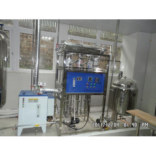 100L/H多效蒸馏水机