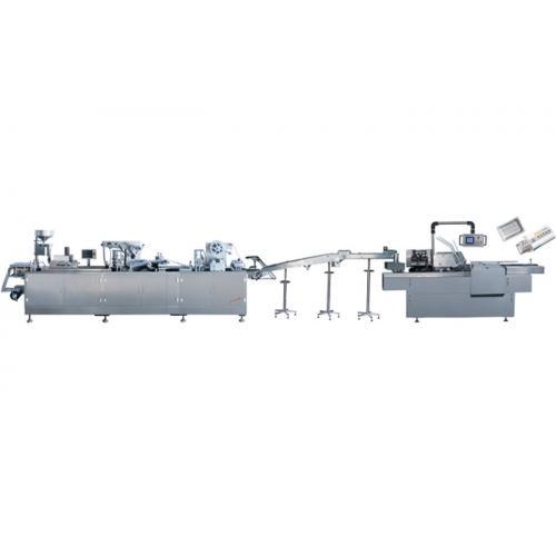 铝塑铝/装盒自动生产线