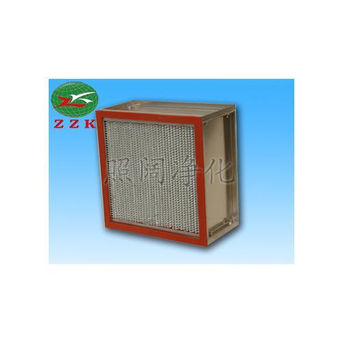 订制高效耐高温过滤器