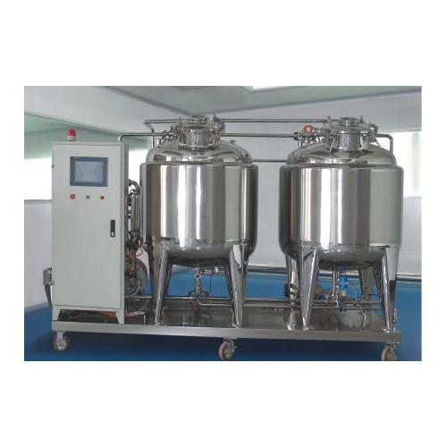 适用于制药行业CIP清洗系统