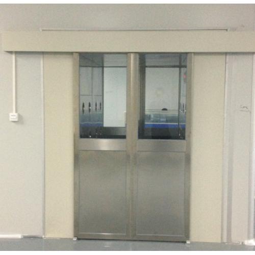 平移门自动货淋室