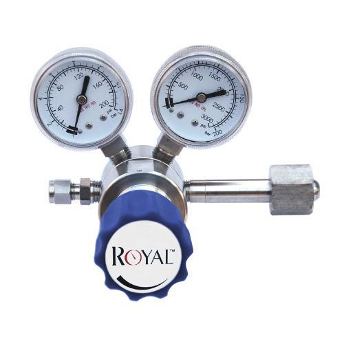 硫化氢气体不锈钢减压器