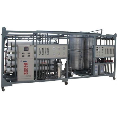 移动式超纯水一体设备