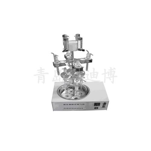 KDB-6水质硫化物酸化吹气仪