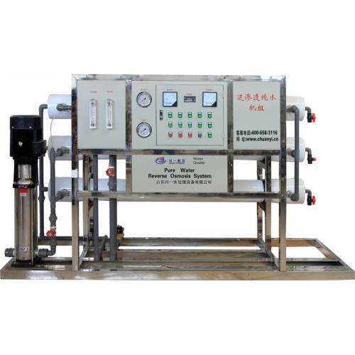 酒厂勾兑纯净水处理设备 酒厂用水