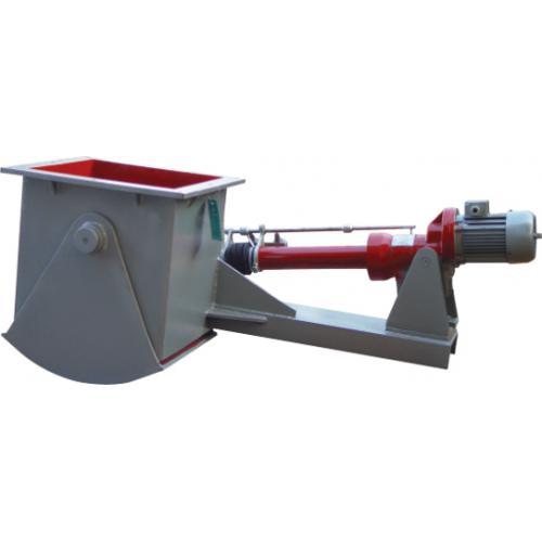 扇形阀 电液动扇形阀在结构上的简