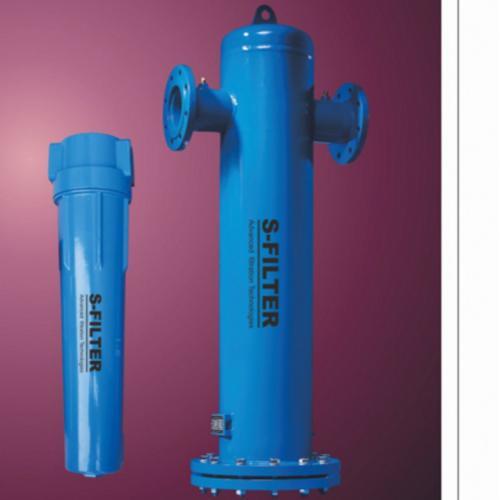 索菲特H系列管道气体过滤器