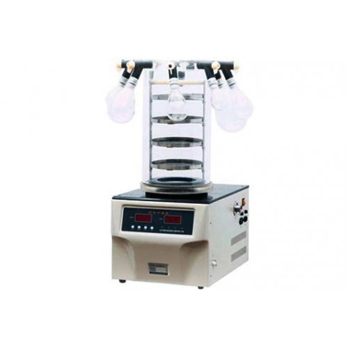 0.07平米立式冷冻干燥机