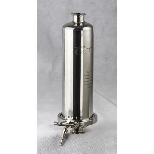 压缩空气终端除菌过滤器 0.22微米 0.01微米过滤精度