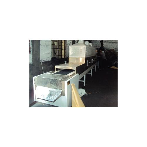 24kw微波粉体颗粒干燥机