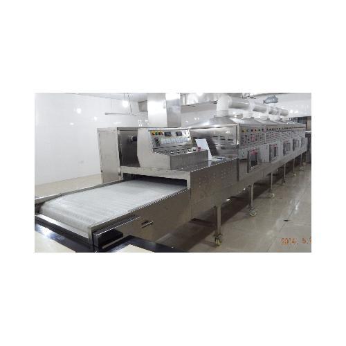 40kw微波隧道式干燥机
