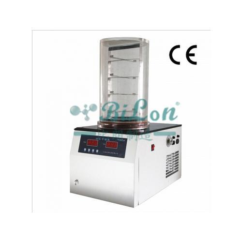 上海比朗生产小型冷冻干燥机冻干机