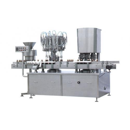 HDGZ-A系列高速灌装机
