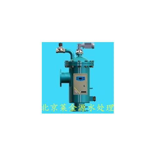 循环水过滤器 水处理yb体育平台过滤器 机械过滤器 不锈钢刷式过滤器