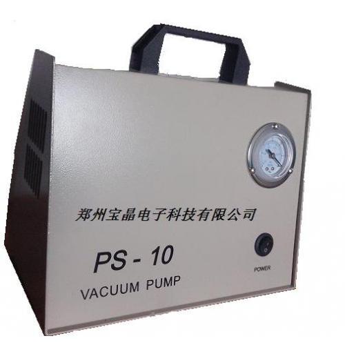 PS-10无油真空泵 真空泵厂家 真空泵价格 宝晶真空泵