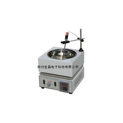 DF-101S集热式恒温加热磁力搅拌器|磁力搅拌器价格