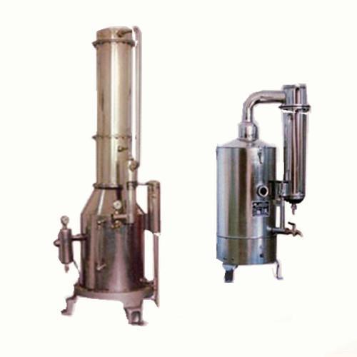 电加热蒸馏水器