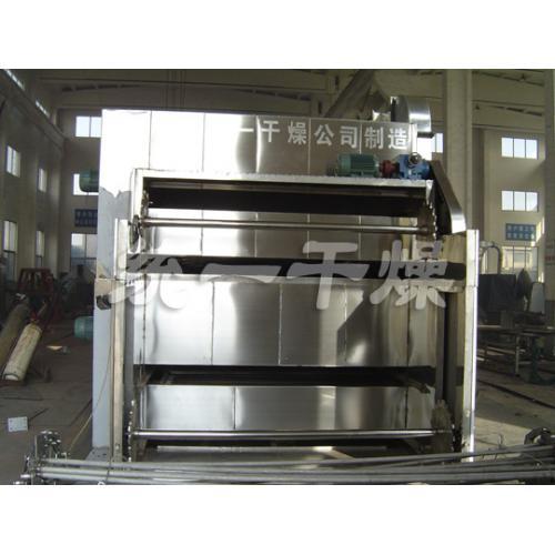 常州统一干燥设备有限公司供应中药饮片专用带式干燥机
