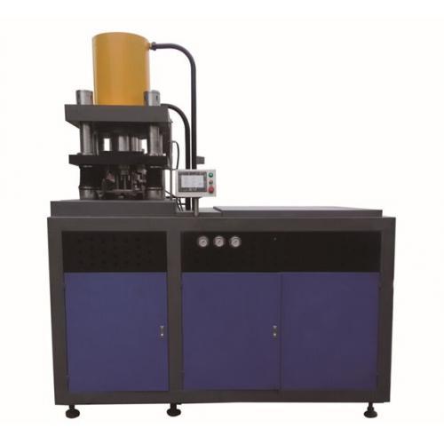 全自动四柱液压式粉末压片机