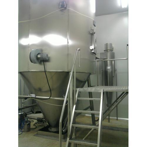 中药浸膏专用喷雾干燥机瞬间干燥能保持物料色 香 味操作简单