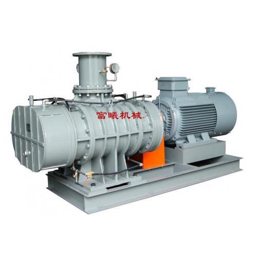 罗茨式蒸汽压缩机